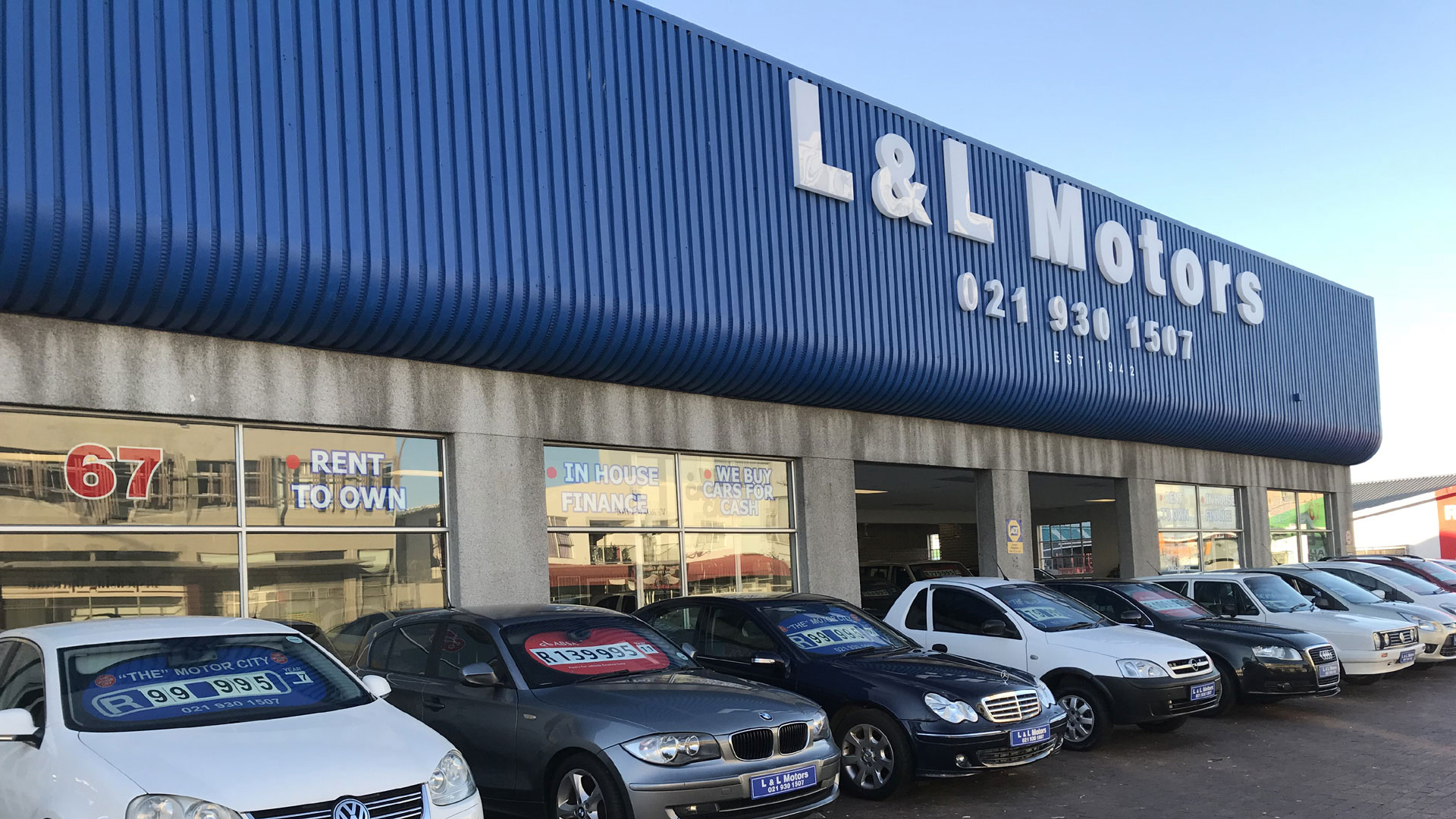 Cars For Sale By Dealers In Cape Town: Used Cars For Sale In Parow
