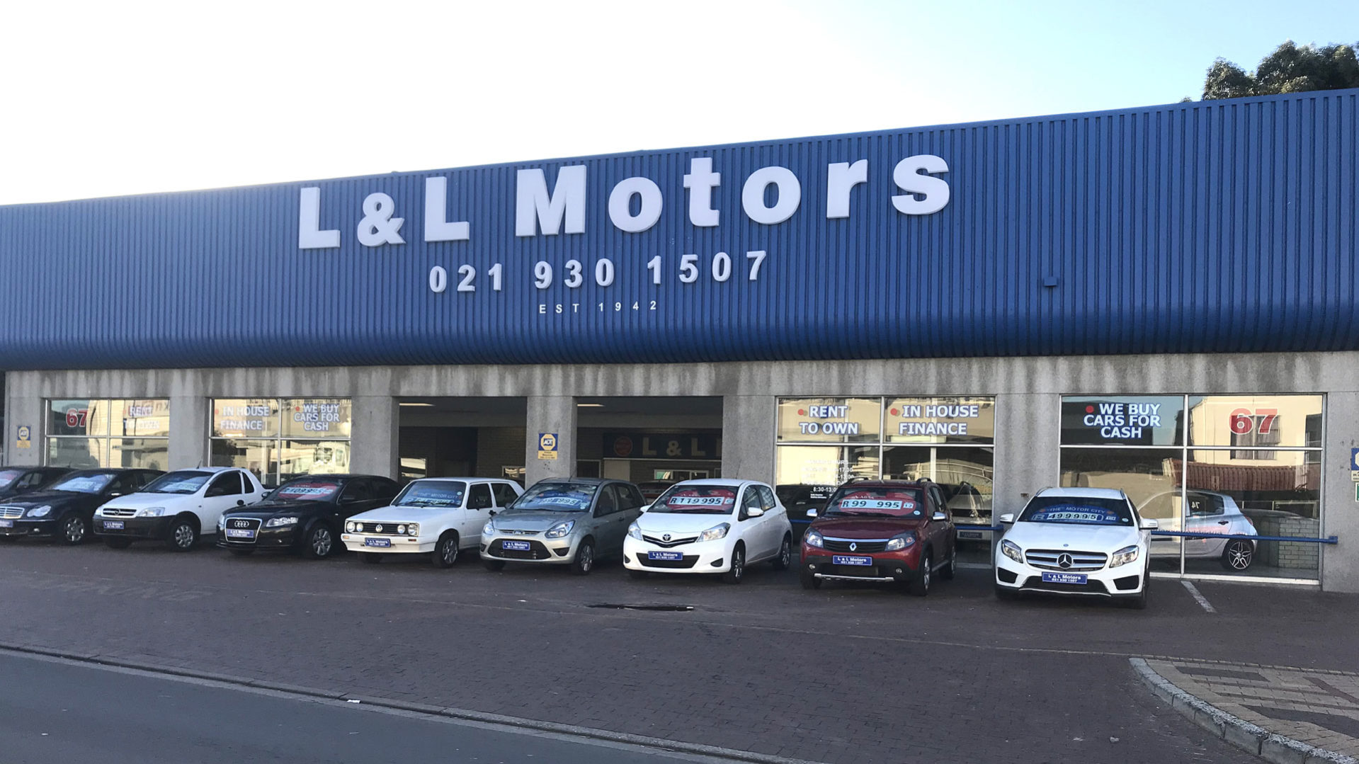 L & L Motors Parow Cape Town - Used Car Dealer Western Cape